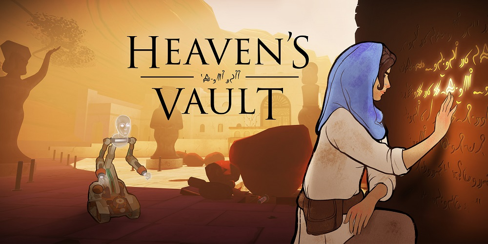 Heaven's Vault Review [Pixelkin]
