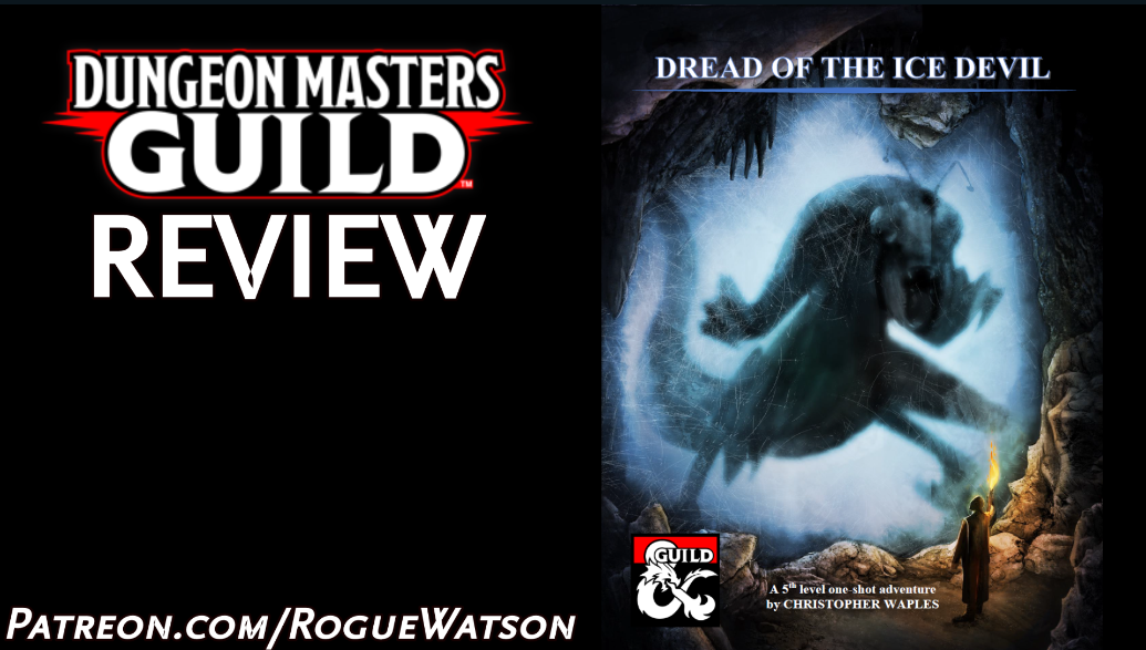 DMs Guild Review – Dread of the Ice Devil