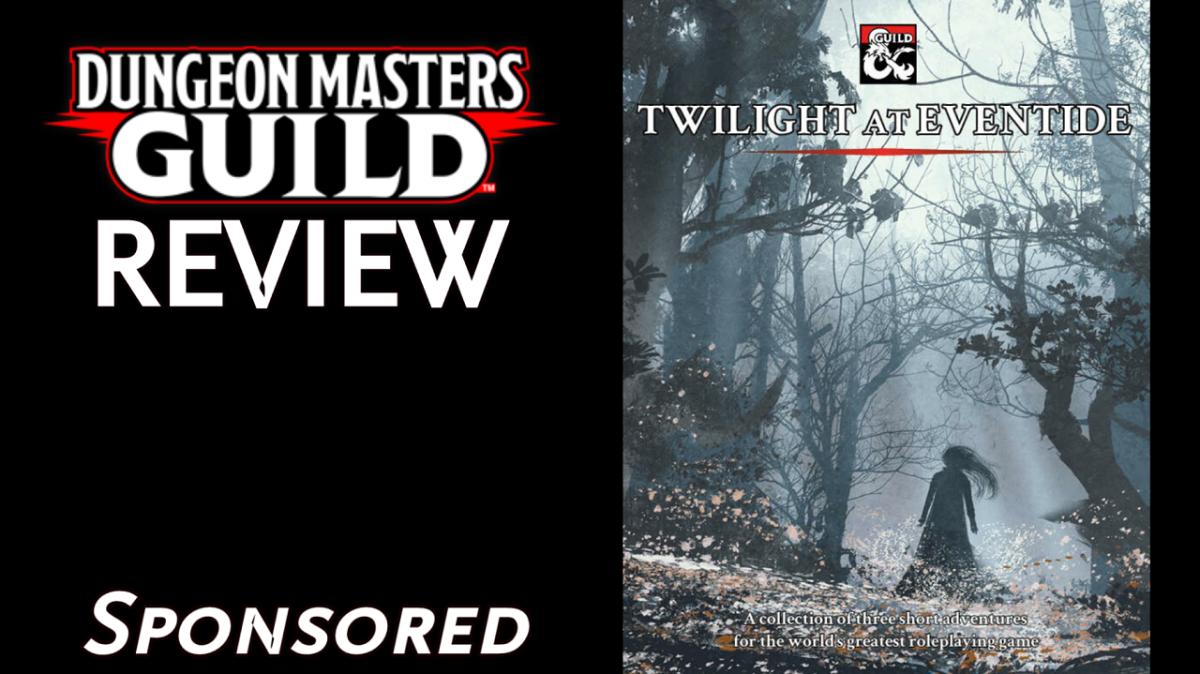 DMs Guild Review – Twilight atEventide