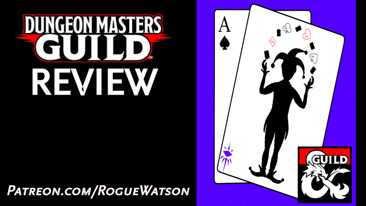 DMs Guild Review – Pact of the Gambler