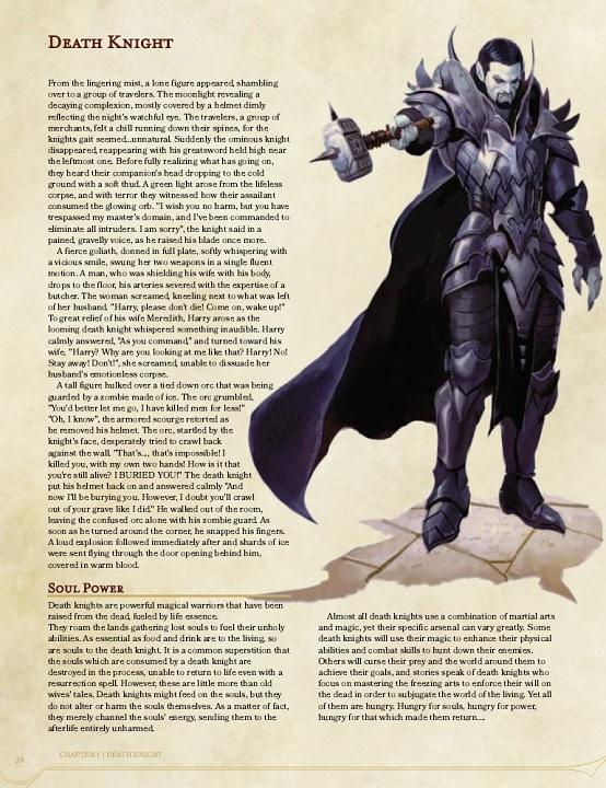 death knight soths