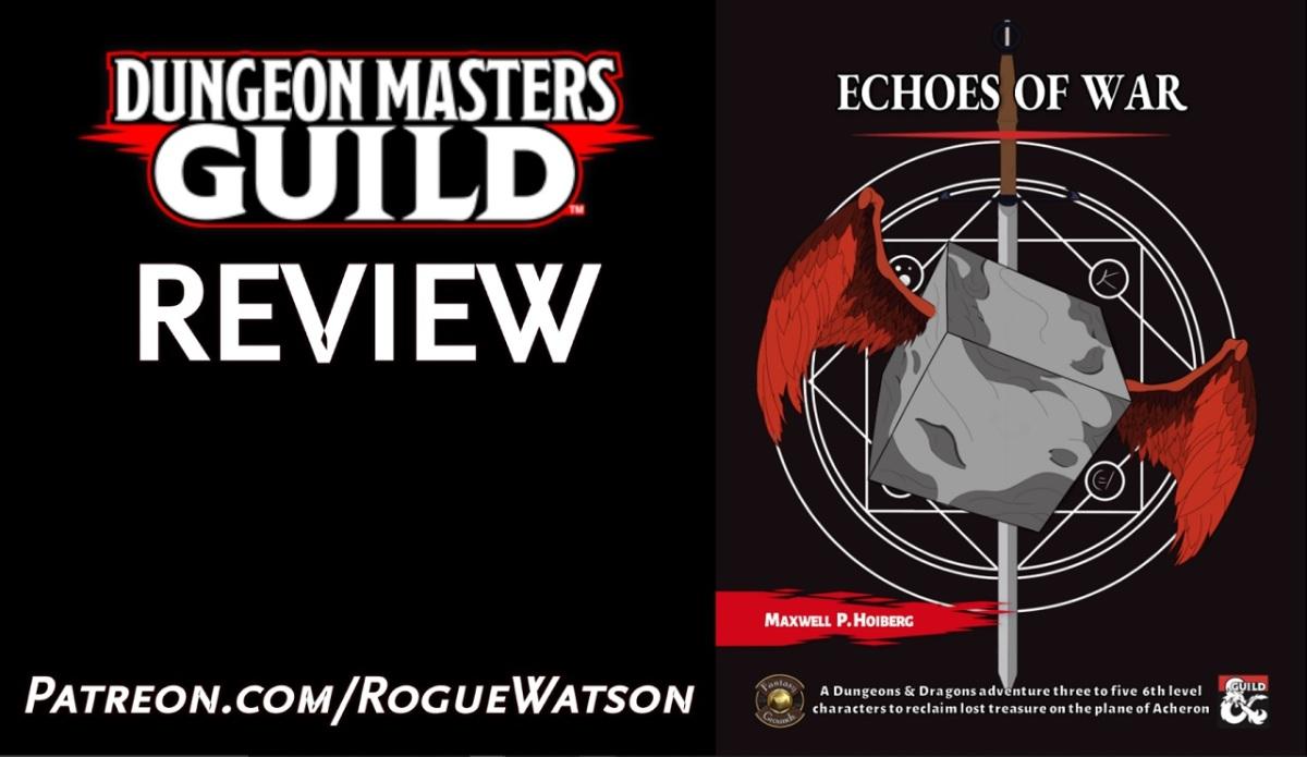 DMs Guild Review – Echoes ofWar