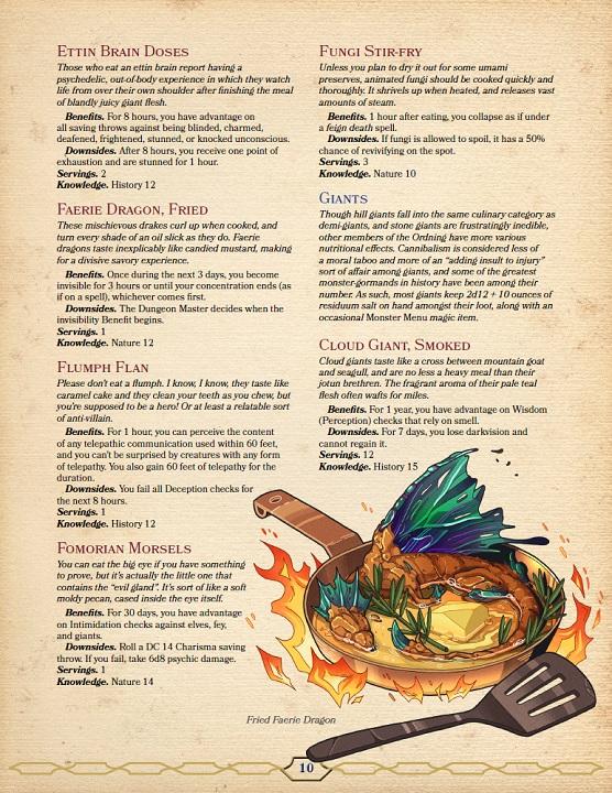 fried faeire dragon