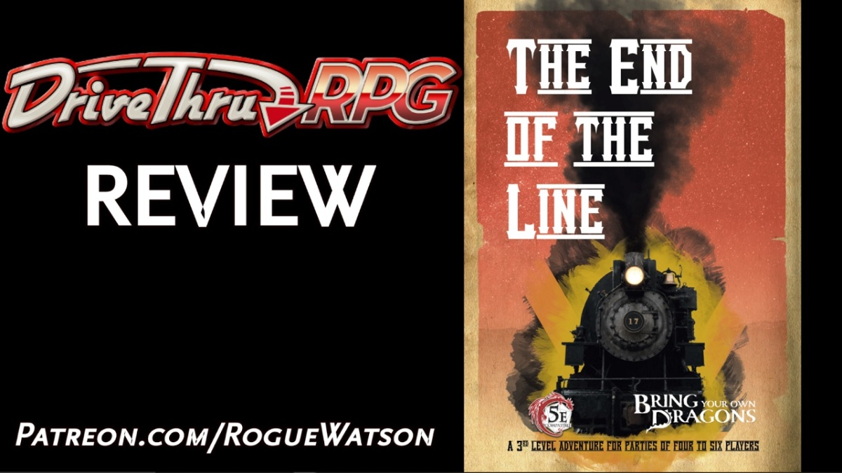 DriveThruRPG Review – The End of theLine