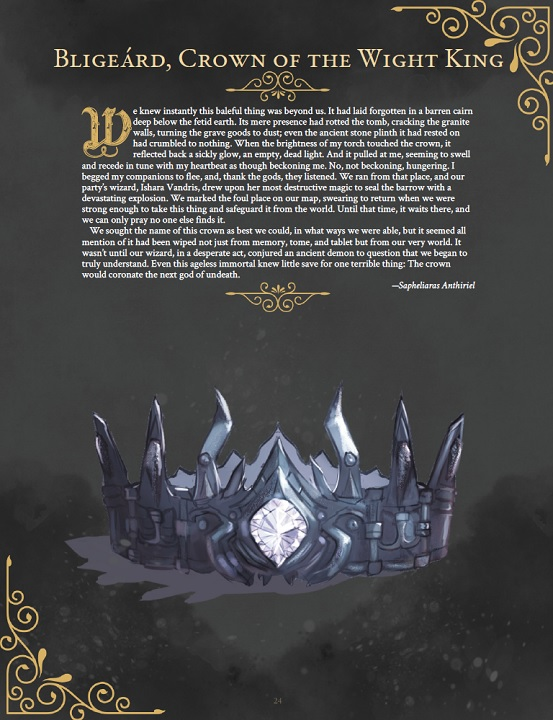 crown of the wight king